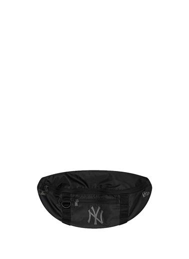 New Era New Era New York Yankees  Kadın Bel Çantası 101541844 Siyah